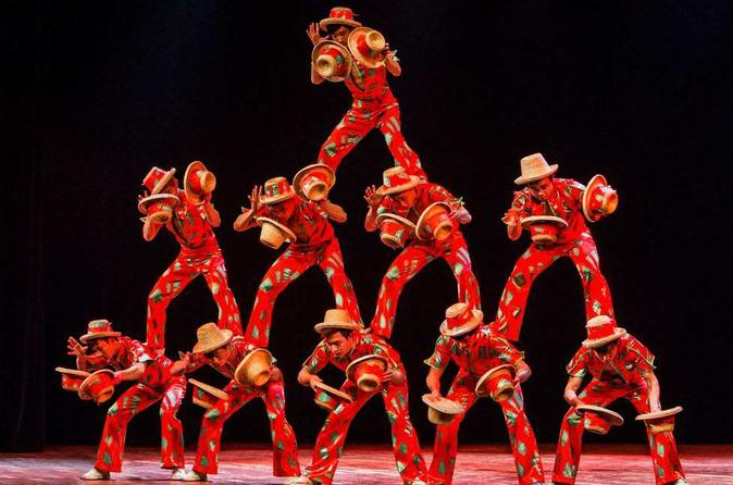 Forbidden City With VIP Acrobatic show , Dinner at Dadong Peiking Duck