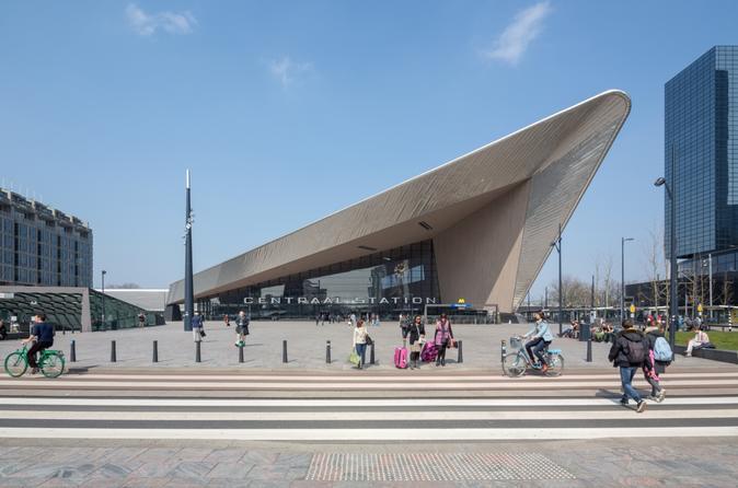 Rotterdam, Tour Culturale a Piedi