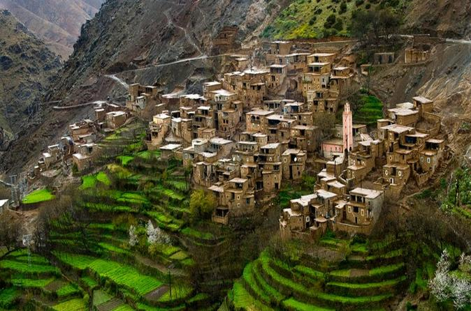 Ourika valley and atlas mountains small group shared day trip from in marrakech 419474
