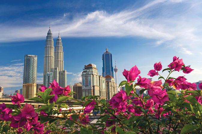 City tour de meio dia por Kuala Lumpur