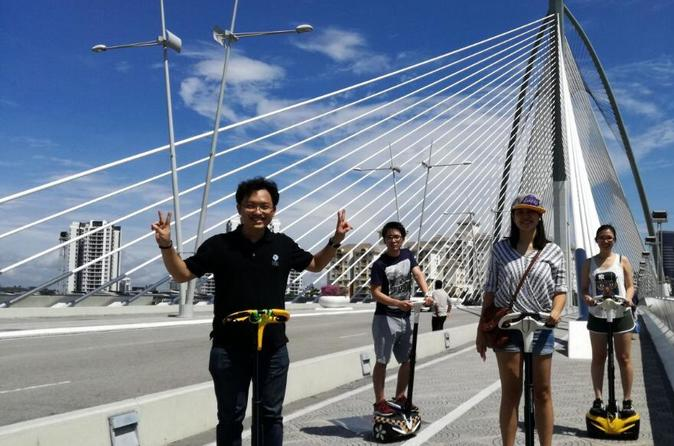Guided Eco Ride Tour Of City In The Garden Putrajaya With Transfer - Kuala Lumpur