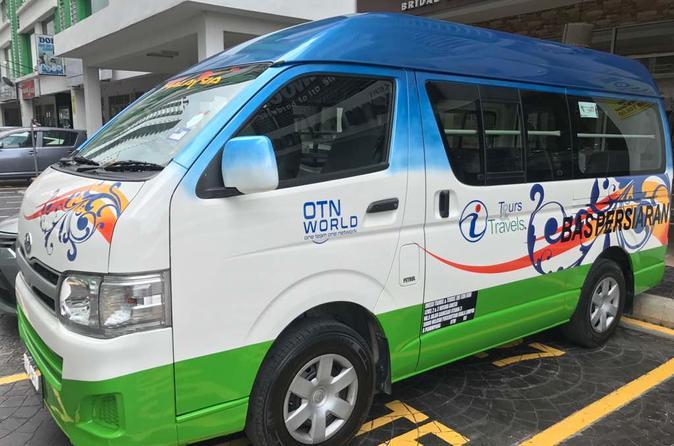 Kuala Lumpur Return Airport Transfer (Arrival & Departure Combo)