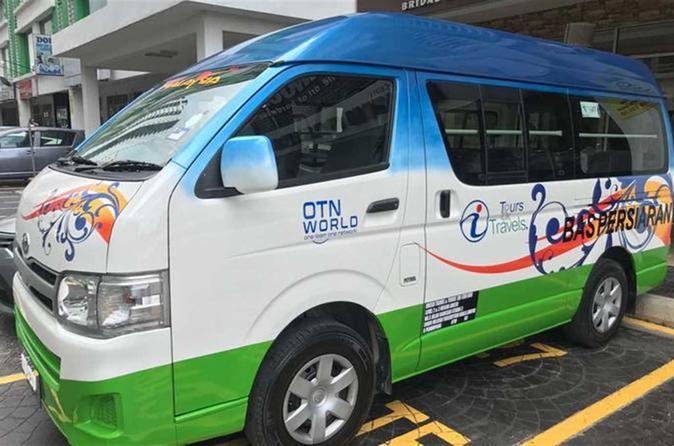 Kuala Lumpur To Taman Negara Via Kuala Tembeling Jetty One Way SIC Transfer