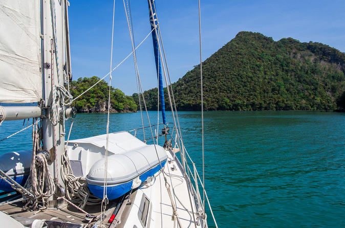 Langkawi Eco Adventure Day Cruise With Buffet Lunch - Langkawi Island