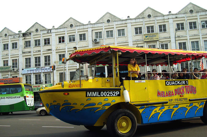 Malacca Duck Tours Admission Tickets