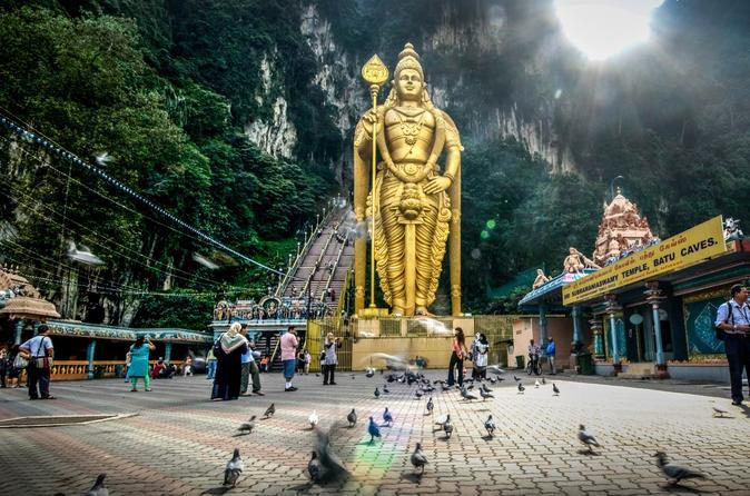 Malaysia Countryside and Batucaves Tour from Kuala Lumpur