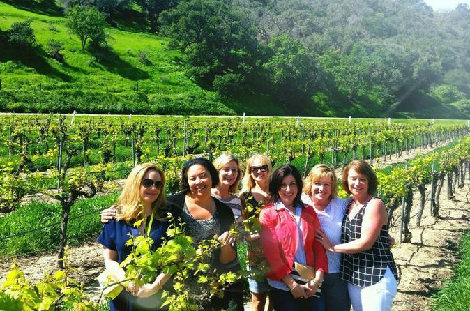Santa Ynez Valley All-Inclusive Wine Tour