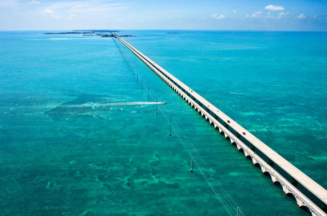 Miami to Key West Day Trip with Optional Activities