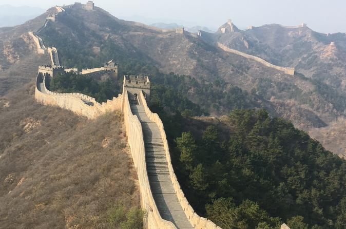 Jingshanling Great Wall Private Tour With English Speaking Driver Including Ticket