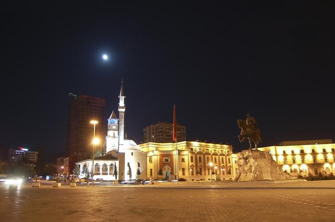 Tirana Full Day Trip from Durres