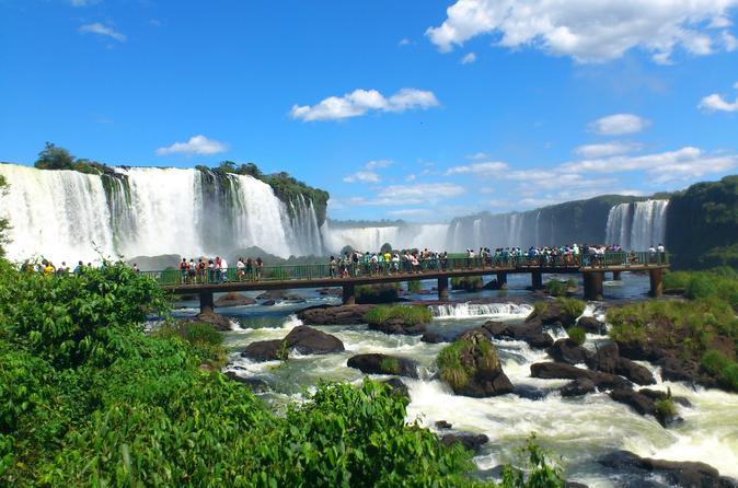 3 days iguazu falls by plane in puerto iguaz 221839