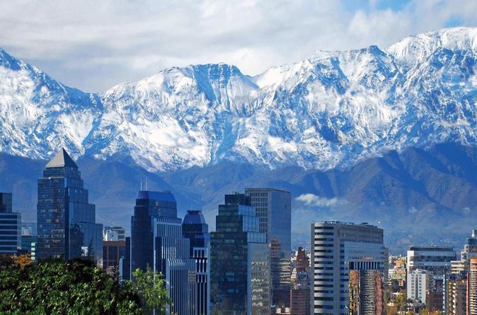 4-Day Classic Tour of Santiago de Chile: Visit a winery, Viña & Valparaiso