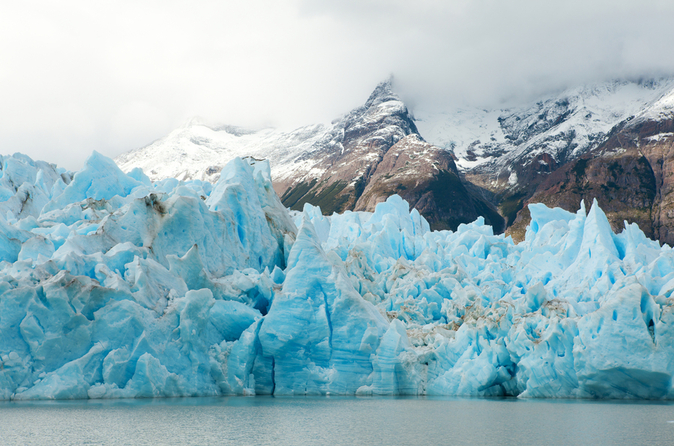 Excursão de 13 Dias do Melhor da Patagônia partindo de El Calafate para Ushuaia: Parques Nacionais Los Glaciares, Torres del Paine e Terra do Fogo