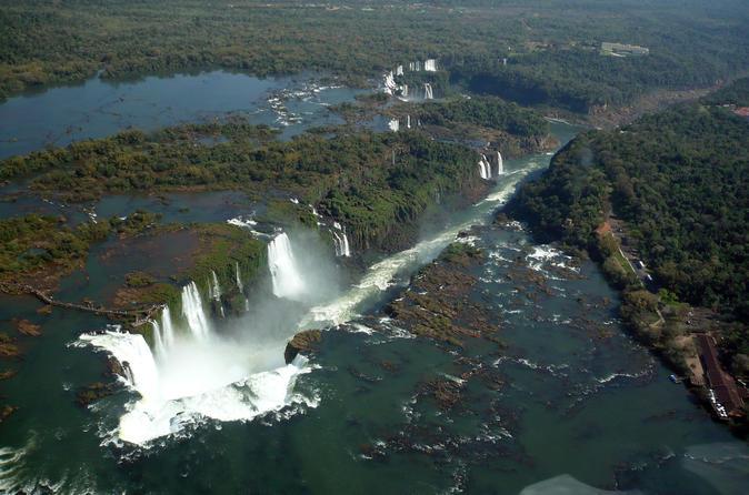 Excursão para pequenos grupos ao lado brasileiro das Cataratas do Iguaçu, saindo de Puerto Iguazu