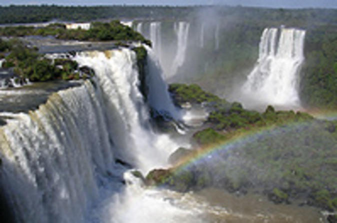 Full day tour to iguazu falls in puerto iguazu 34229