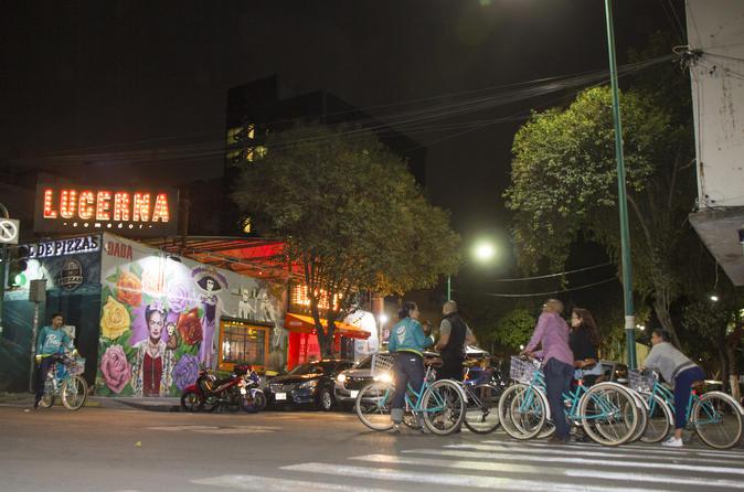 Night Bike Tour of Mexico City
