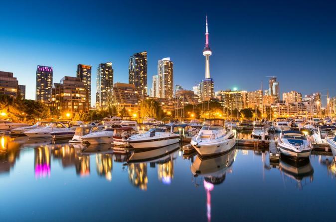 5-Day Tour: Philadelphia, D.C., Niagara Falls, and Toronto from New York City