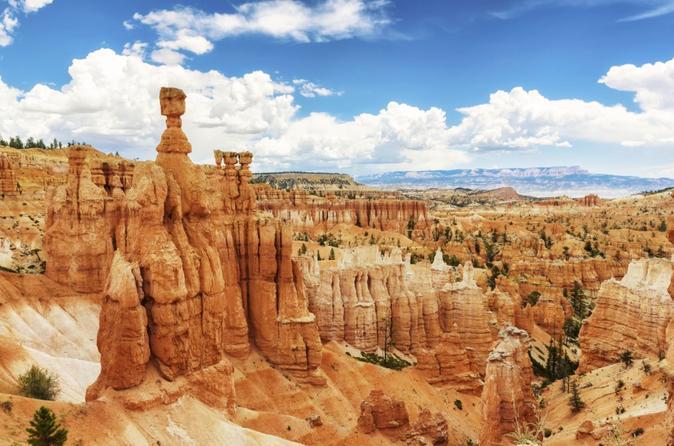 7-Day Tour to Yosemite, Las Vegas, Sedona, Monument Valley from San Francisco