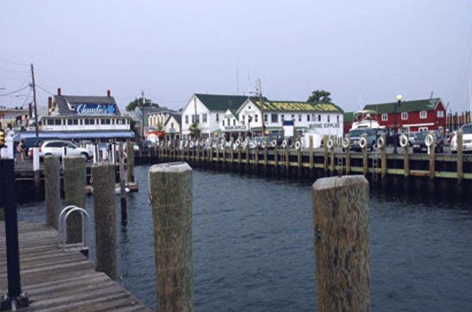 Viagem de um dia de compras em The Hamptons, Sag Harbor e outlets saindo da cidade de Nova York