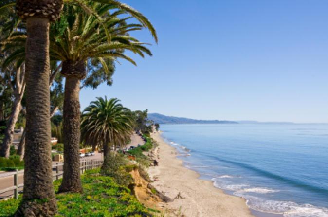 Viagem de um dia para Santa Barbara, Solvang e Hearst Castle partindo de Los Angeles