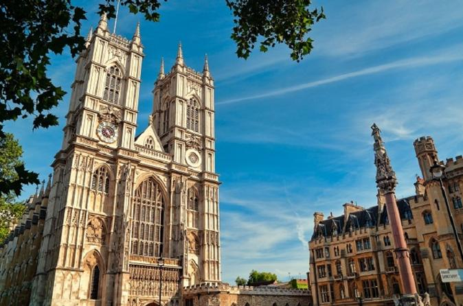 Full-Day Tower of London and Westminster Abbey Tour with Optional Afternoon Tea or London Eye United Kingdom, Europe