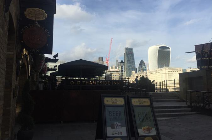 Historic Pubs of London Walking Tour