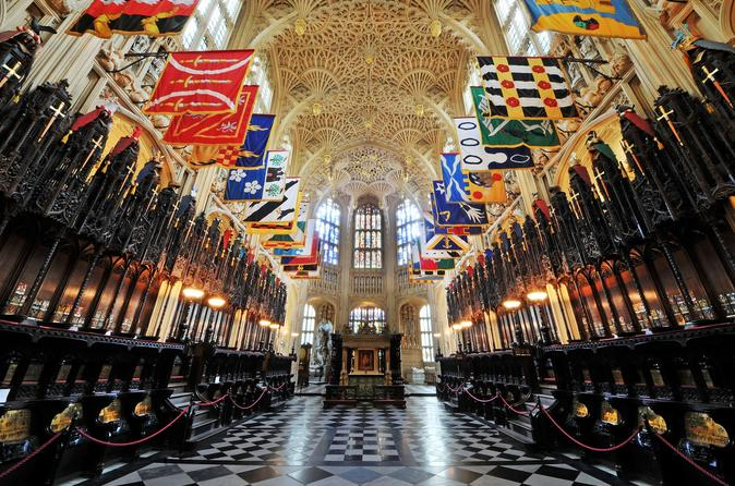 Ingresso normal para Westminster Abbey com guia de áudio