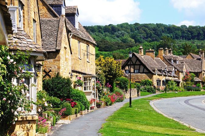 Viagem diurna a Oxford, Cotswolds, Stratford-upon-Avon e Castelo de Warwick saindo de Londres