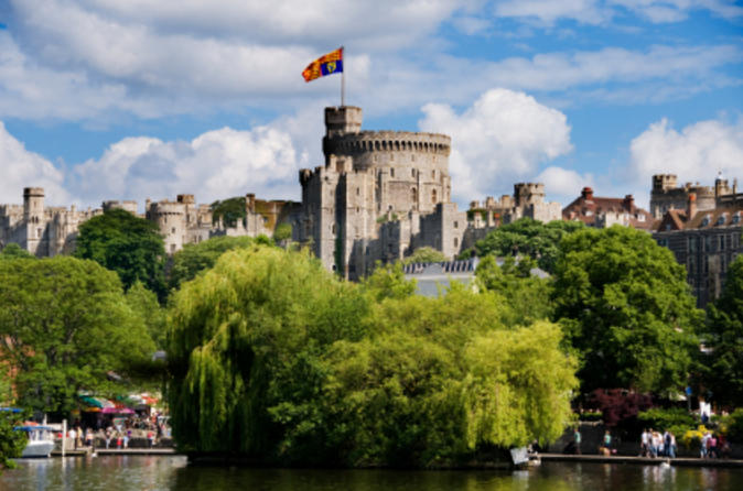 Viagem personalizada de um dia a Windsor Castle, Stonehenge e Oxford