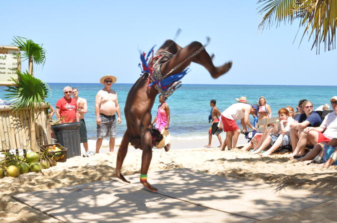 Ocho Rios Island Tour and Bamboo Beach Break Jamaica, Caribbean