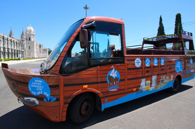 Best of Lisbon City Tour: History and Sightseeing Bus