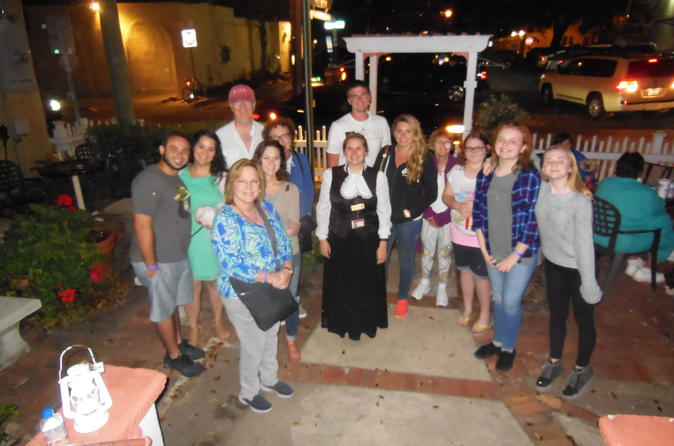 Haunted stroll through old st augustine in st augustine 347452