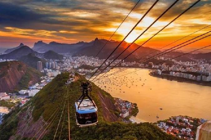 Excursão turística de dia inteiro personalizada e privativa no Rio de Janeiro