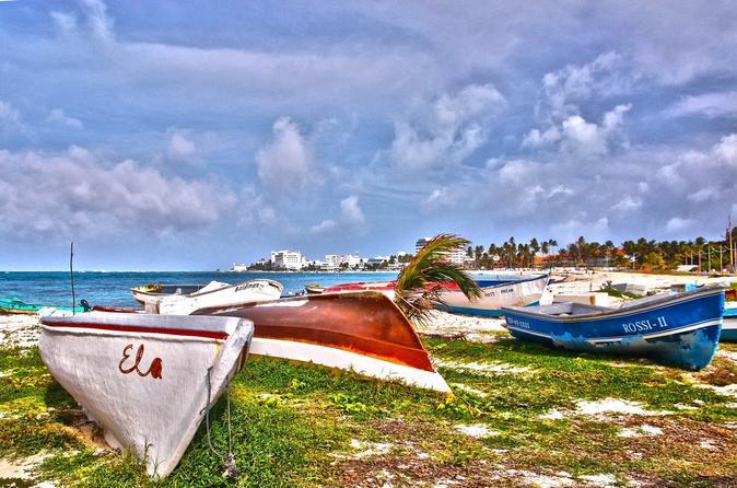 Excursão para Haynes Cay e Johnny Cay em San Andrés