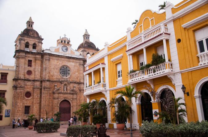Excursion Discovering Cartagena