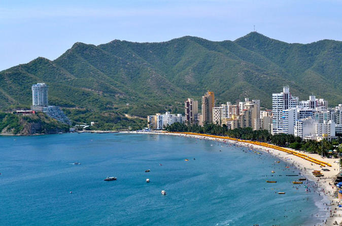 Santa Marta - The pearl of Colombian Caribbean