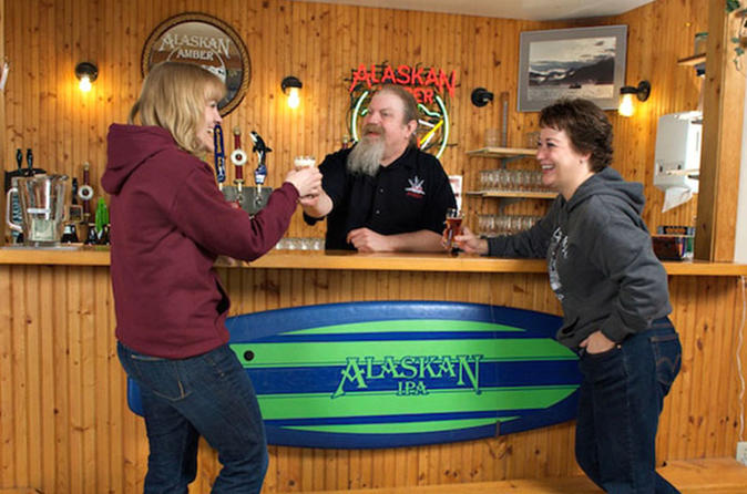 Alaskan Brewing Company Tasting Experience