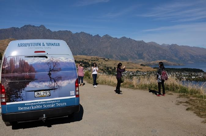 Queenstown Local Scenic Half-Day Small-Group Tour