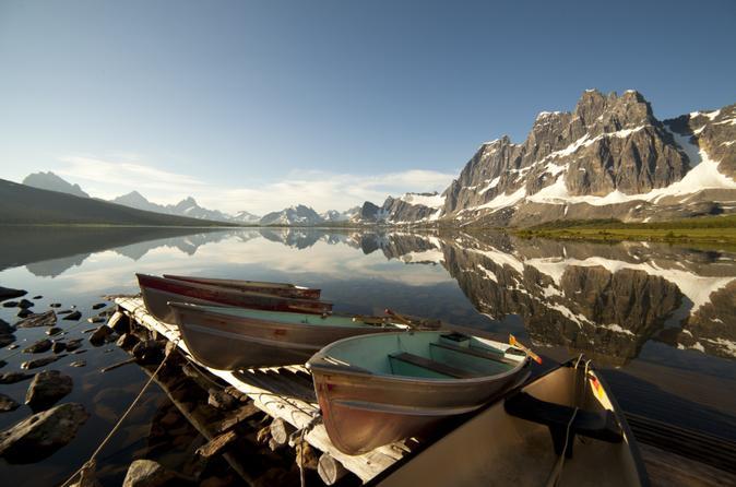 Jasper to lake louise one way tour in jasper 188508