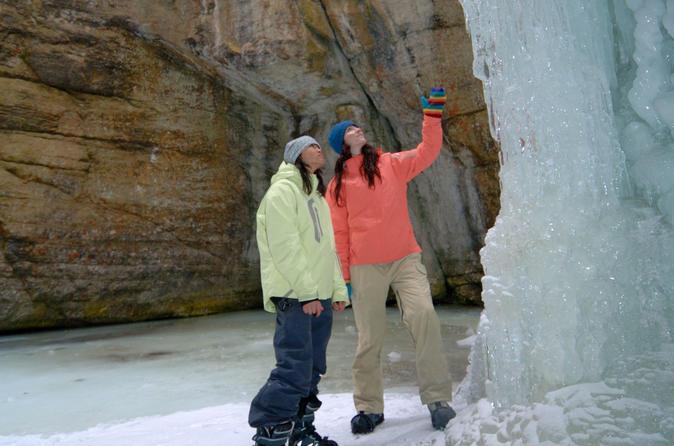 Maligne Canyon Ice Walk