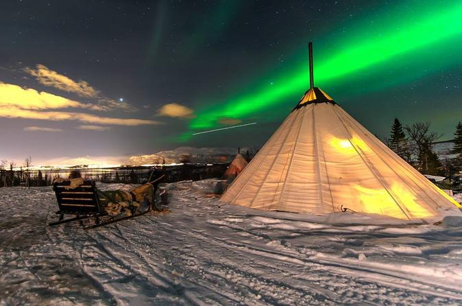 Overnight stay in lavvu northern lights and reindeer for Overnight stay in paris