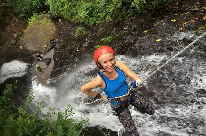 Canyoning in jaco in jaco 348379
