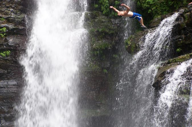 Waterfalls adventure from jaco in jaco 352767