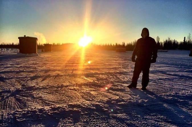 4 hr Ice Fishing Tour