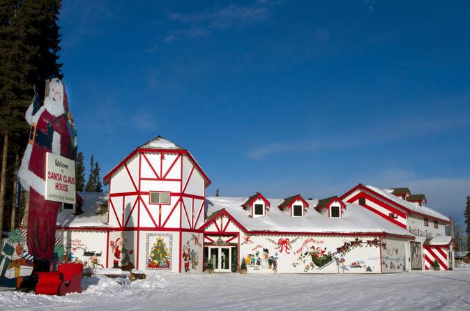 Fairbanks City Tour- Discover Arctic Culture