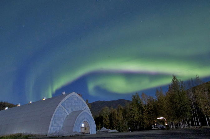 Alaska Spa Tours