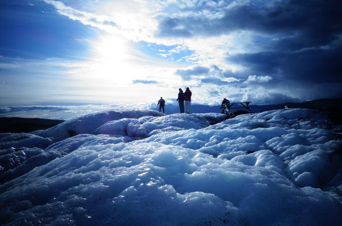 Full-day Glacier Trekking at Matanuska Glacier with Lunch