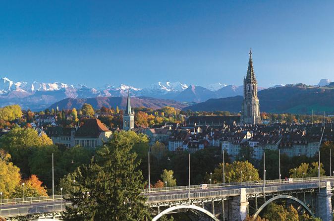 Bern Day Trip from Lucerne Including Emmental Dairy Visit