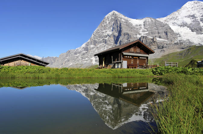 Bernese oberland alps day trip from lucerne kleine scheidegg and in lucerne 151079