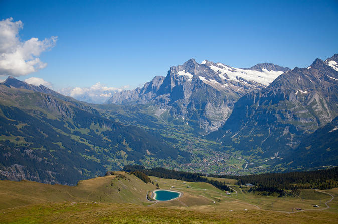 Independent Bernese Oberland and Jungfrau Region Day Trip from Lucerne